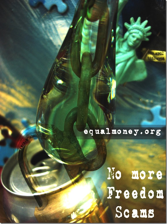 Freedom For Real - Equal Money