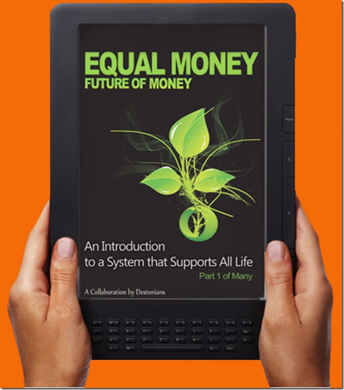 Equal Money book