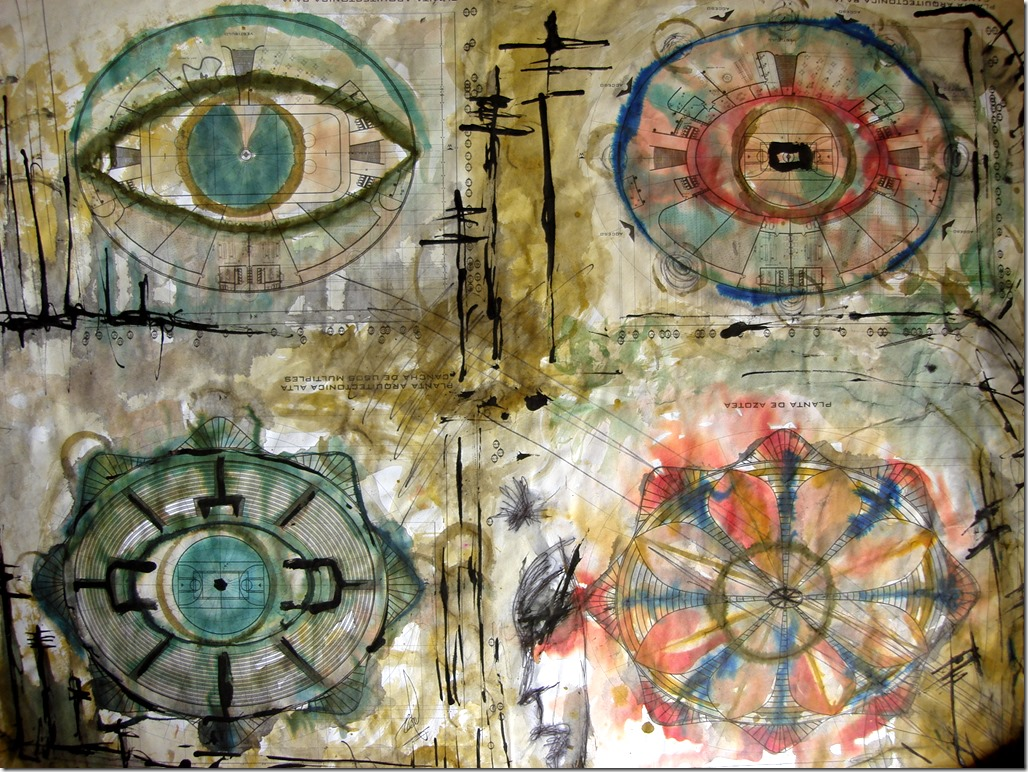 All seeing eyes 2005